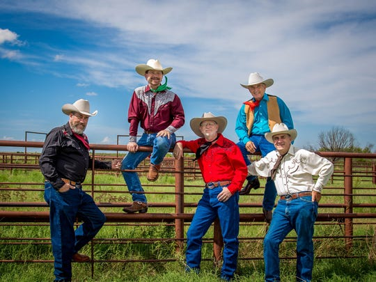 Cowboy group Prairie Moon will perform 7 p.m. May 23 in Hamilton Park.