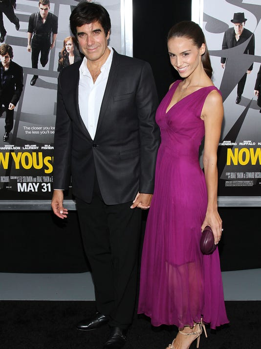 David copperfield is engaged to mother of his daughter m4hsunfo