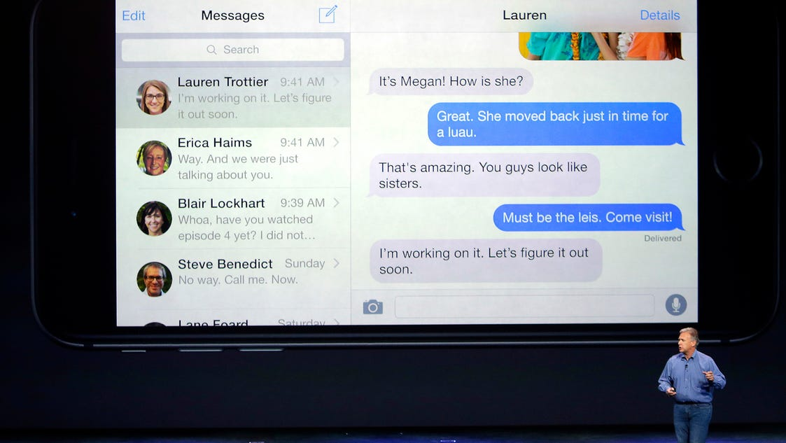 Apple to bring imessage to android at wwdc report