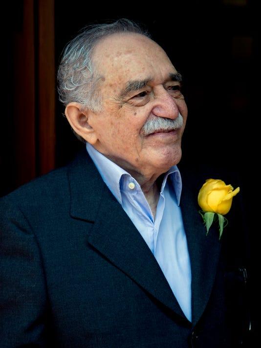APTOPIX Obit Gabriel Garcia Marquez