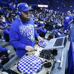 DJ pours passion into getting Rupp rolling