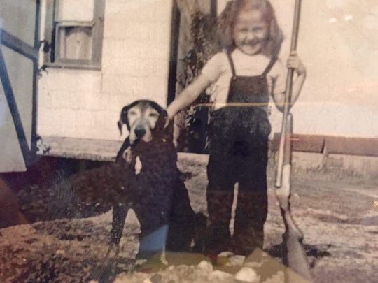 From an early age, Patricia Karas loved dogs and hunting.
