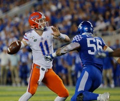 By the time LSU plays Florida on Oct. 12, Gators' new QB Kyle Trask could be at his best