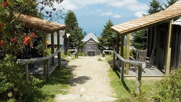 Friends of the Smokies is hosting a trip to Mt. LeConte Lodge in Great Smoky Mountains National Park in July.