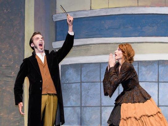 """Sweeney Todd"" runs from July 7 to July 23 at the Shasta"