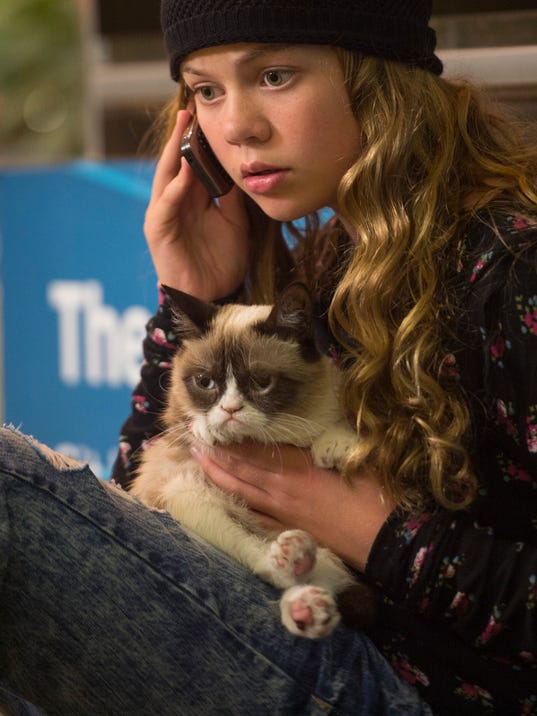 See trailer for 'Grumpy Cat's Worst Christmas Ever'