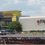 Construction workers continue the renovations to Foothills Mall June 25, 2015. The project, expected to be completed later this year and costing $313 million, will add a Cinemark movie theater, 660,000 square feet of retail space and up to 800 apartments.