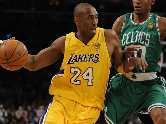 High school athletes says Kobe Bryant provided them with motivation and became a big influence on their playing careers.