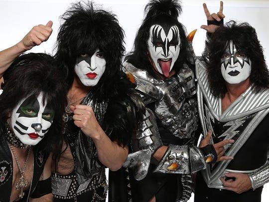 Kiss, the band