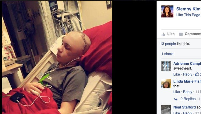 """A Washington teen is recovering after he was seriously injured when a """"duct tape challenge"""" went horribly wrong."""
