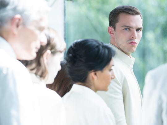"Playing a character without emotions in ""Equals"" is"