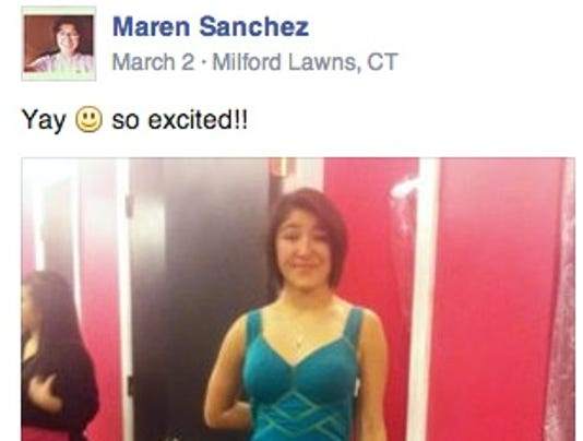 Maren Sanchez