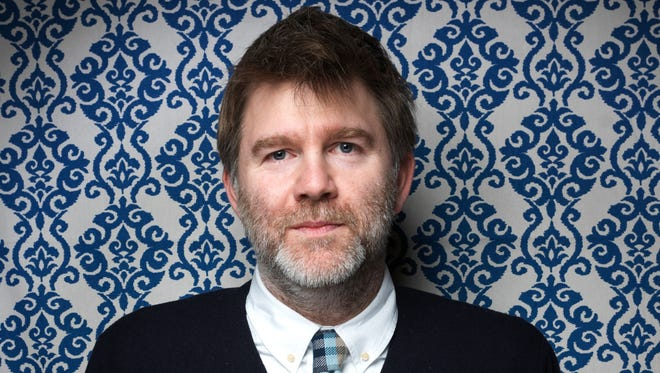 James Murphy is the lyrical mastermind for LCD Soundsystem.