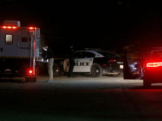 Springfield Police investigate an officer involved