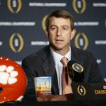 Ex-Cajuns AD saw 'it' in DabO, so could O have it, too?