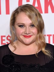 "Danielle Macdonald attends the ""Patti Cake$"" premiere"