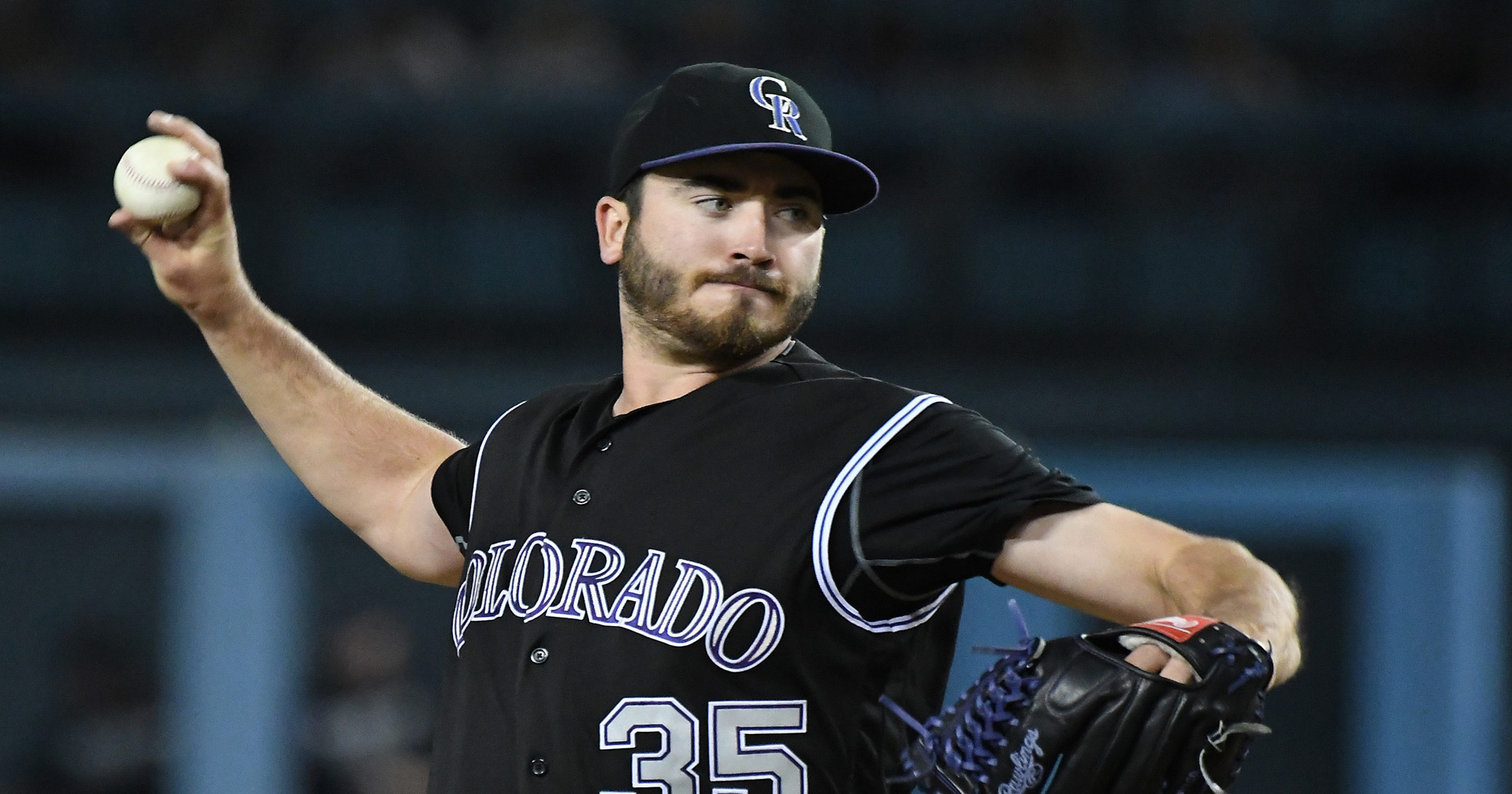 73894aa83dfdb Rockies pitcher Chad Bettis diagnosed with testicular cancer
