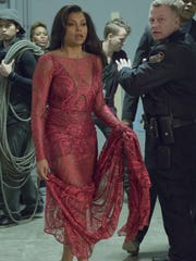 """Taraji P. Henson was nominated for best actress in a drama for her role as Cookie in """"Empire"""""""