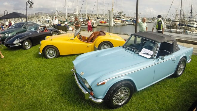 The Ventura Sports and Race Car Club will host the 10th Anniversary Ventura Motorsports Gathering featuring almost 100 vintage and modern vehicles from 10 a.m. to 3 p.m. Oct. 1 at Ventura Harbor Village Marina Park.