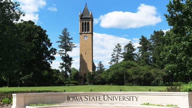 Effective July 1, face coverings and shields will be required in classrooms, offices, and other areas at Iowa State University. Tribune File Photo