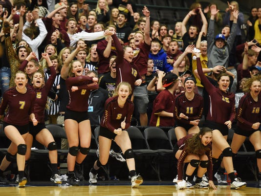 State Volleyball
