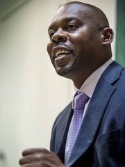 New Burlington schools superintendent Yaw Obeng explains