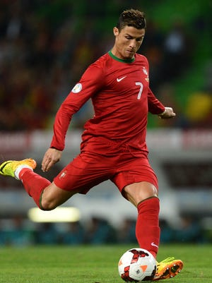 Critisno Ronaldo and Portugal will face Sweden in a two-legged playoff.