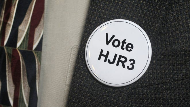 Star polls tells us how Indiana house members will vote on HJR-3.
