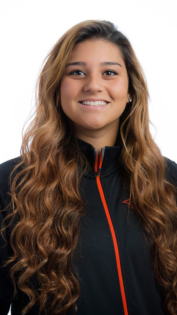 Oregon State freshman Meehra Nelson is the Pac-12 Pitcher of the Week.