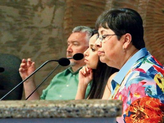 El Paso City Council meetings - Limon, Ordaz, Noe