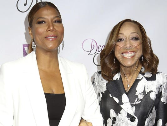 Queen Latifah,Rita Owens