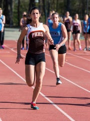 Pascack Hills junior Nicole Vadon is deaf in her right ear. And while she says it has been an inconvenience at times, Vadon, 17, hasn't let it slow her down. She heads into Friday's Bergen County Meet of Champions as one of the favorites in the 100 meters.