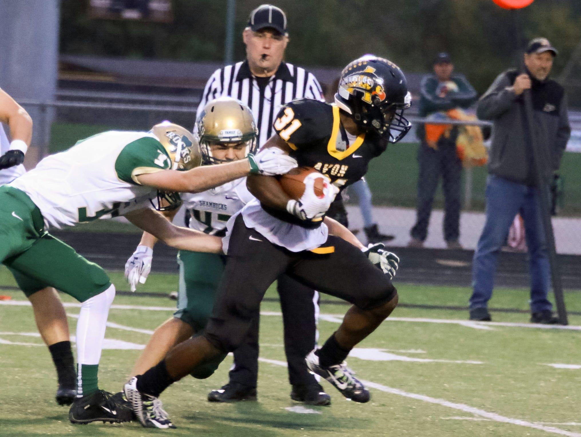 High school football: Avon vs. Westfield