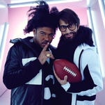 Are you ready for some football? Jordan Peele and Keegan-Michael Key are, and they're doing live commentary on Super Bowl Sunday.