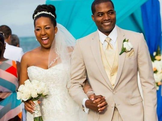 Weddings: Elaina Livings Ford & Deborah Livings