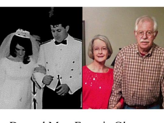 Anniversaries: Eva Glamser & Frank Glamser