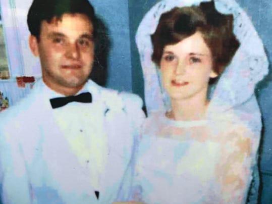 Anniversaries: John Spearman & Judy Spearman