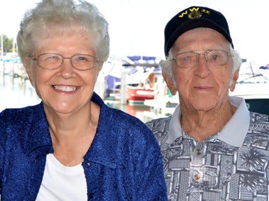 Anniversaries: Irvin Herman & Dolores Herman