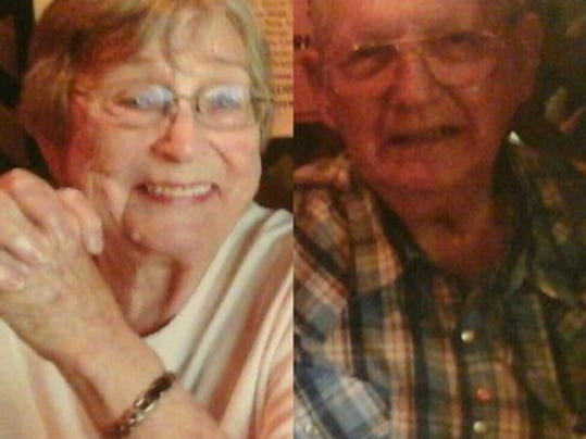 Anniversaries: Jack Townsend & Florence Townsend