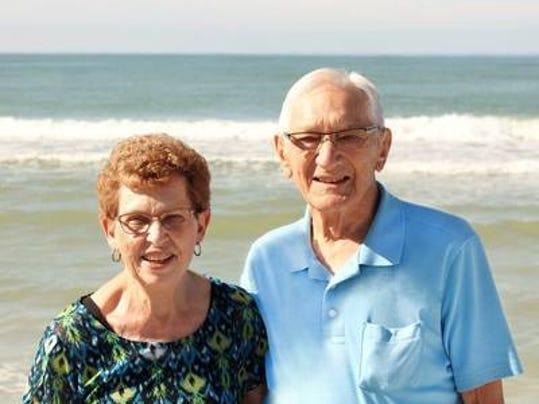Anniversaries: Jerome Andersen & Carol Andersen