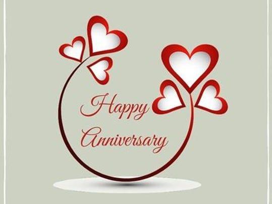 Anniversaries: Robert Nesje & Juanita Nesje