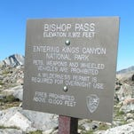 Body of missing hiker found near Bishop Pass