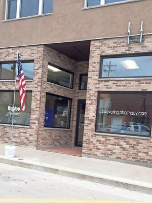 Victor Pharmacy was recently acquired by Grinnell Hyvee Pharmacy.
