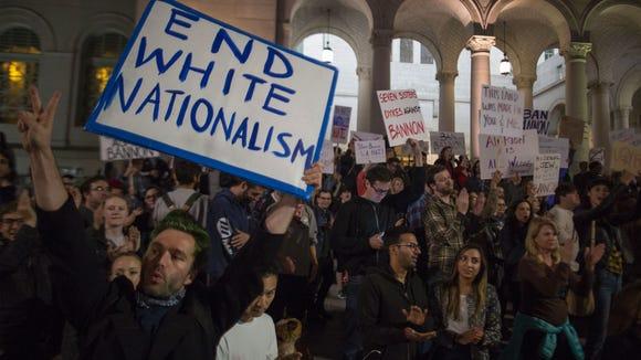 alt right white nationalist