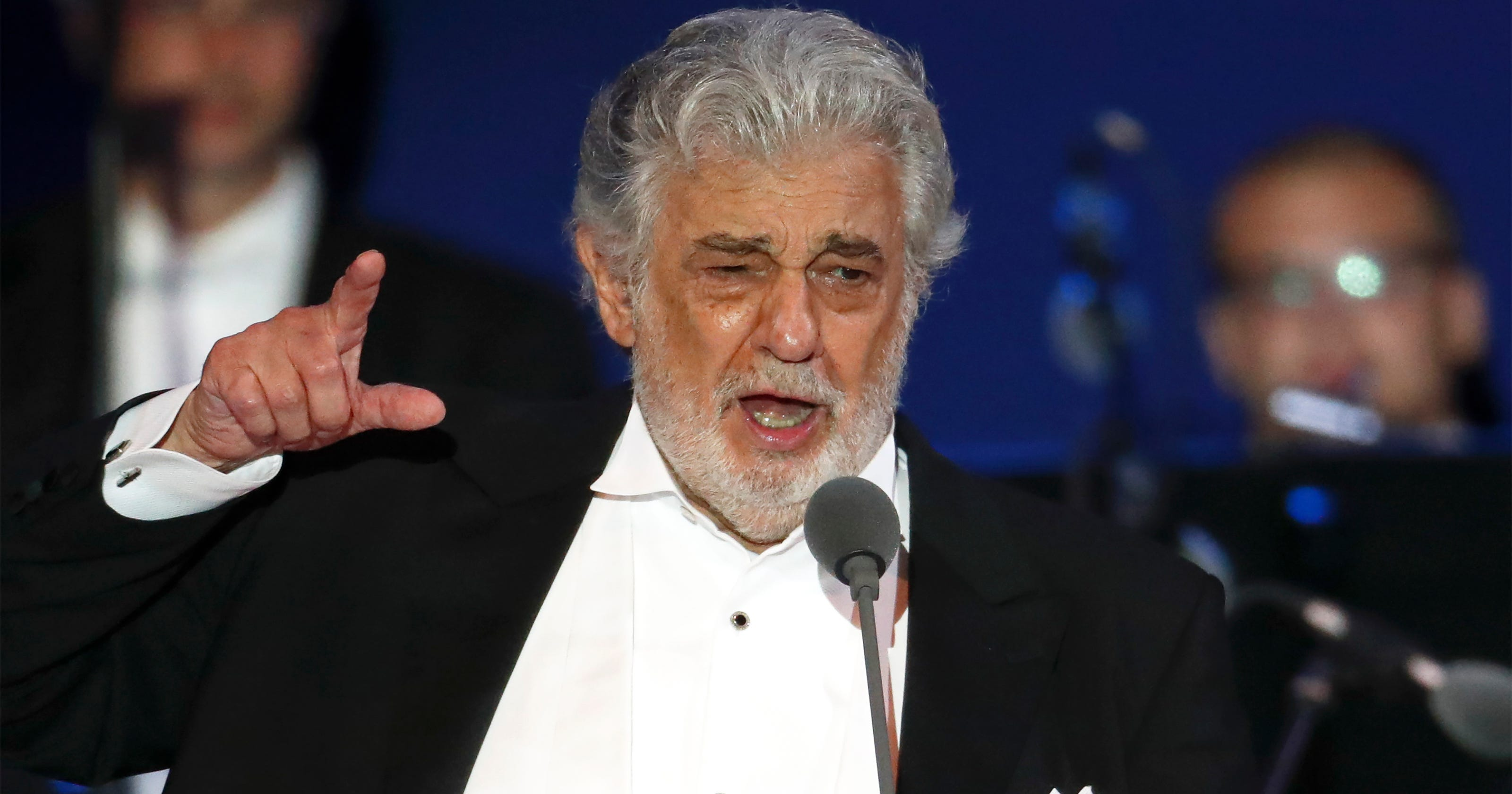 Placido Domingo accused of sexual harassment by 11 more women