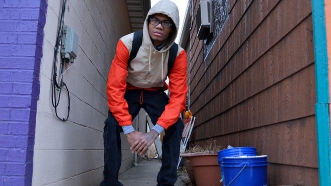 Erie rap prodigy Jordy The Traveler, 26, is both an artist and an entrepreneur.