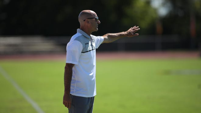 Missouri head soccer coach Bryan Blitz and his team will not start their season Saturday as expected after the Tigers' opening match was called off due to COVID-19 concerns.