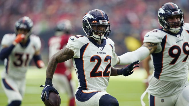 Denver Broncos strong safety Kareem Jackson is the latest NFL player to test positive for the coronavirus.
