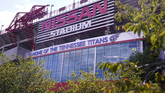 Nissan Stadium, home of the Tennessee Titans, will be empty for Week 4 of the NFL season after the league postponed Sunday's game against the Steelers after three Titans players and five personnel tested positive for the coronavirus.