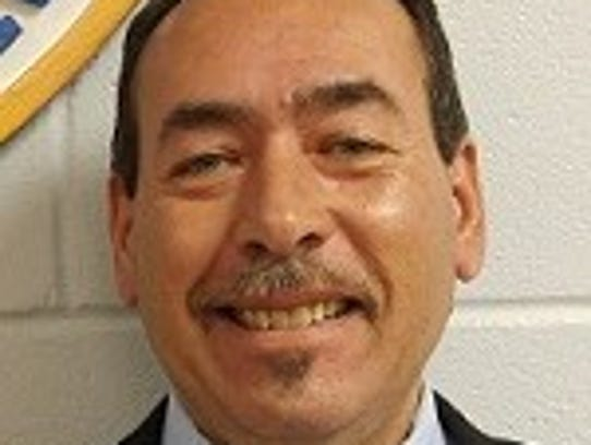 Lee Cordero is running for re-election for Gates Town